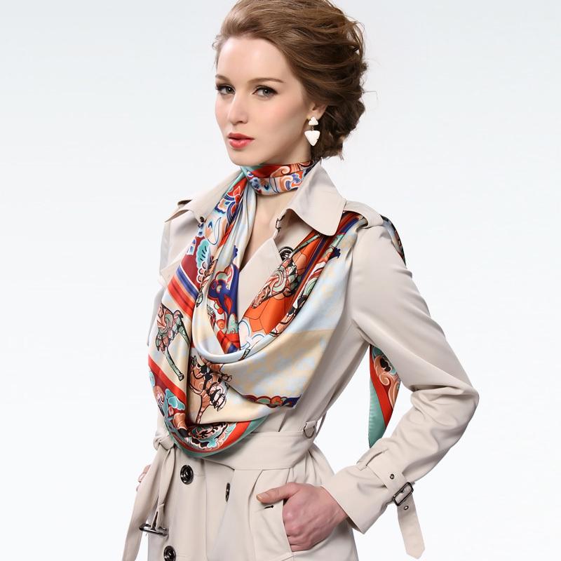 745b4e9367c9 Volcanzepzone — Как красиво завязывать платки, шарфы, палантины